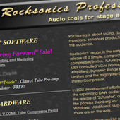 Rocksonics Professional