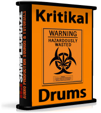 Samplecraze Kritikal Drums - Killer Dance Drums