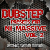 Sonic Media Drive Dubstep Presets for NI Massive Vol. 2