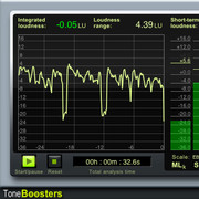 ToneBoosters TB EBULoudness