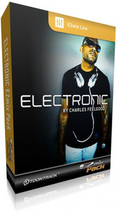 Toontrack Electronic EZmix Pack