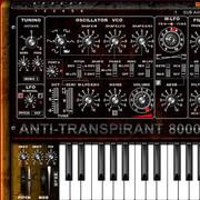 TubeOhm Anti-Transpirant 8000