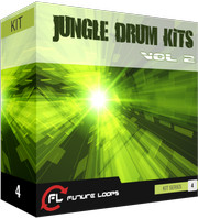 Future Loops Jungle Drum Kits Vol 2