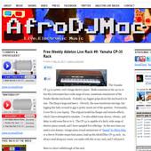 AfroDJMac Yamaha CP-35