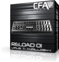 CFA-Sound Reload 01 - Virus TI Thrillogy