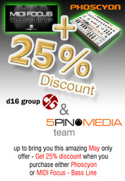 D16 Group Phoscyon 25% off
