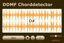DDMF Chorddetector