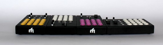 DJ TechTools MIDI Fighter Pro Series