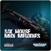Equinox Sounds Sax House MIDI Melodies