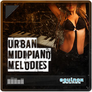 Equinox Sounds Urban MIDI Piano Melodies