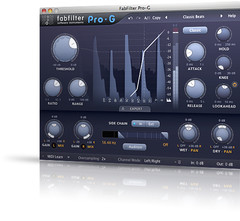 FabFilter Pro-G