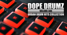 FatLoud Dope Drumz Volume 1