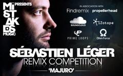 "Sébastien Léger – ""Majuro"" Remix Contest"