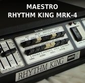 Forgotten Keys Maestro Rhythm King MRK-4
