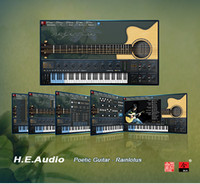 H.E. Audio Poetic Guitar Series