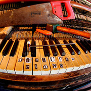 HISS and a ROAR Tortured Piano