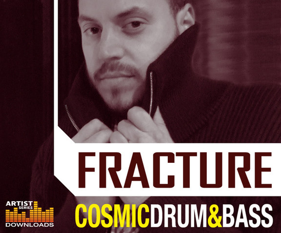 Loopmasters Fracture Cosmic Drum and Bass