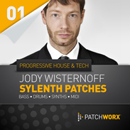 Patchworx Jody Wisternoff Progressive and Tech Sylenth Presets