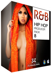Platinumloops Hip Hop Producer Pack 8 - R&B