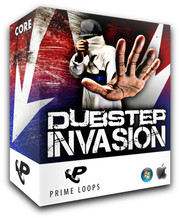 Prime Loops Dubstep Invasion