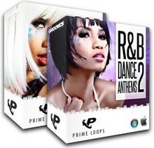 Prime Loops R&B Dance Anthems Combo Deal