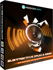 Producer Loops Subtractive Drum &amp; Bass Vol 1