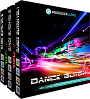 Producer Loops Dance Glitch Bundle