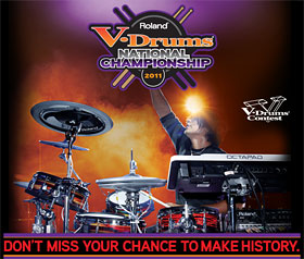 Roland V-Drums National Championship
