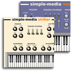 Simple-Media Striker / Voc-Two