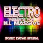 Sonic Drive Media Electro Presets for NI Massive