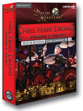 Neil Peart Drums Vol 1 for Session Drummer 3