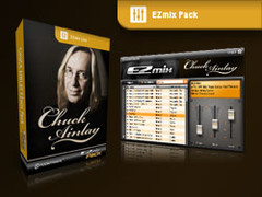 Toontrack Chuck Ainlay EZmix Pack