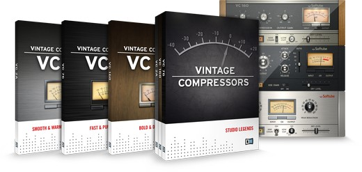 Native Instruments Vintage Compressors VC 2A