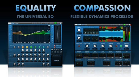 DMG Audio EQuality / Compassion
