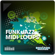 Equinox Sounds Funk Jazz MIDI Loops