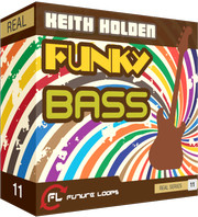 Future Loops Keith Holden Funky Bass