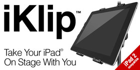 IK Multimedia iKlip for iPad 2