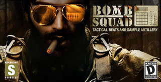 Loopmasters Bomb Squad - Tactical Beats & Sample Artillery