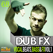 Loopmasters Dub FX - Vocal Beats, Bass &amp; FX Vol 1