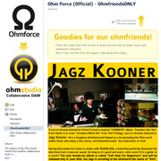 OhmfriendsONLY Facebook page