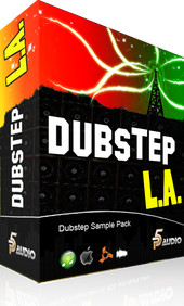 P5Audio Dubstep L.A.