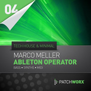 Patchworx Marco Meller - Tech House & Minimal
