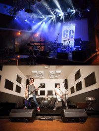 Guitar Center Studios