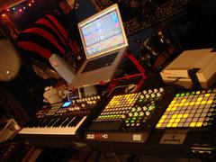 AfroDJMac gear setup