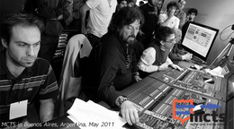 Alan Parsons Master Class Training Session