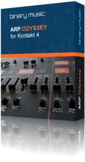 Binary Music ARP Odyssey