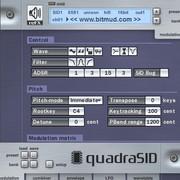 Bitmud quadraSID - Bitmud Unison Soundbank