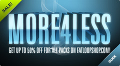 FatLoud MORE4LESS Sale