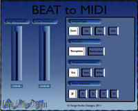 Forge Audio Designs BEAT to MDII