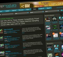 Goldbaby Summer Sale at Loopmasters